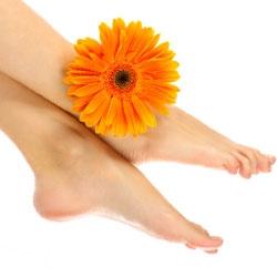 Cura piedi