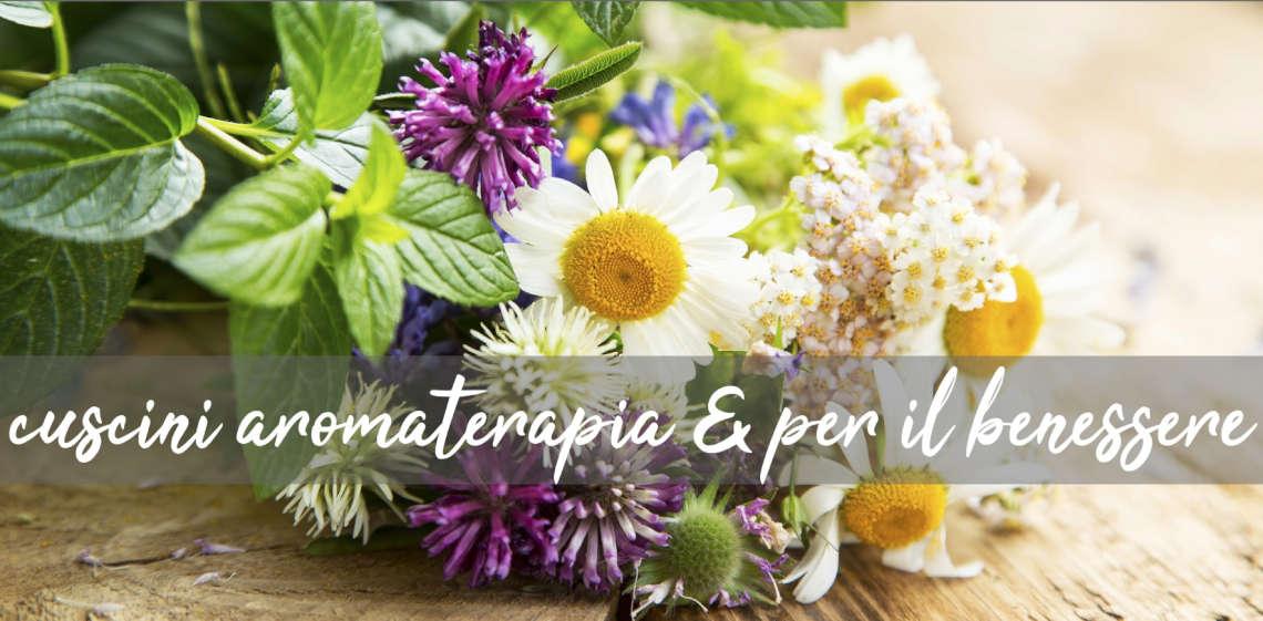 Cuscini aromaterapia & per il benessere
