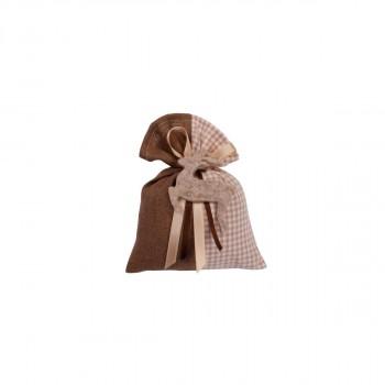 Sacchetto trucioli legno di cirmolo 10x13 cm