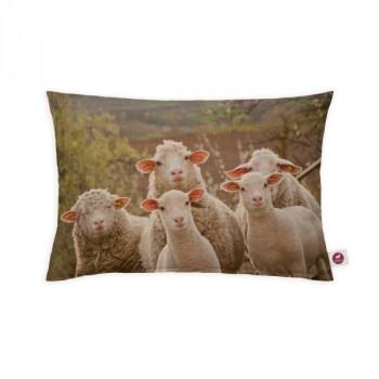 """Cuscino aromatizzato """"pecore"""" 30x20"""