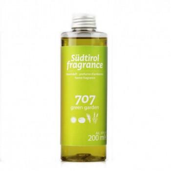 "Südtirol fragrance 707 ""green-passion"" - ricarica 200ml"