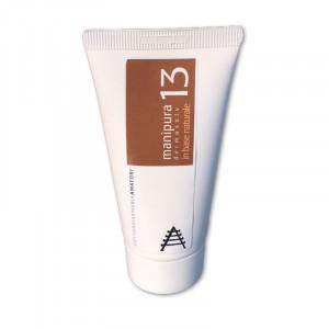 Manipura 13 dermosolv 50ml. Crema cosmetica emolliente, nutritiva e ristrutturante