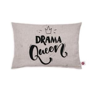 """Cuscino aromatizzato """"drama queen"""" 30x20"""