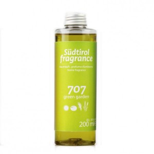 "Südtirol fragrance 707 ""green-passion"" - ricarica 200ml"