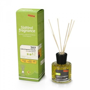 "Profumo per ambienti Südtirol fragrance 707 ""green-passion"" - 200ml"