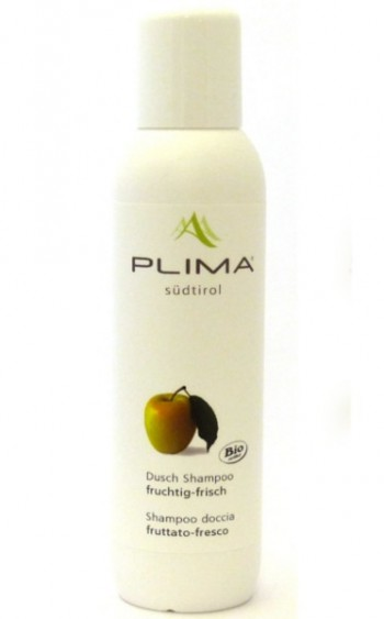 Shampoo doccia alla mela 200ml bio