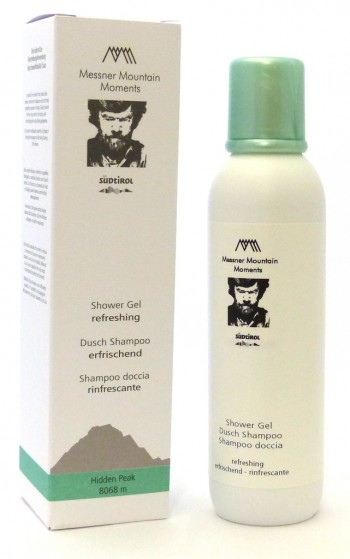 shampoo doccia bio