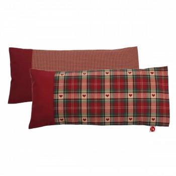 Cuscino in cirmolo 36x16 cm