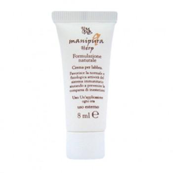 Manipura 9 Crema labbra prevenzione disturbi simil-herpetici