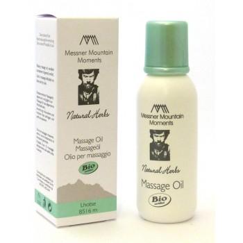 olio di massaggio bio