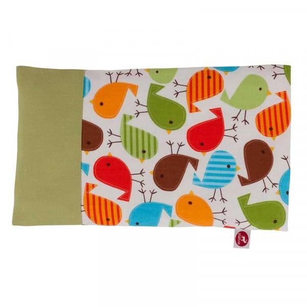 Cuscino termico con semi d'uva. Mis. 25x15 cm