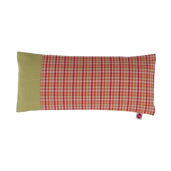 cuscino con semi di ciliegio