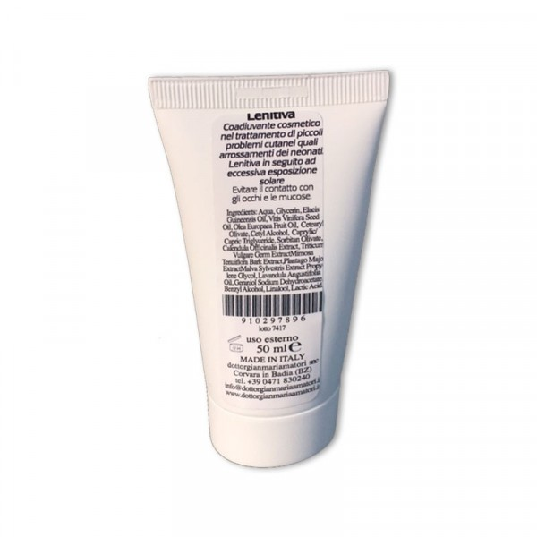 Manipura 4 lenit - 50 ml. Crema cosmetica per arrossamenti