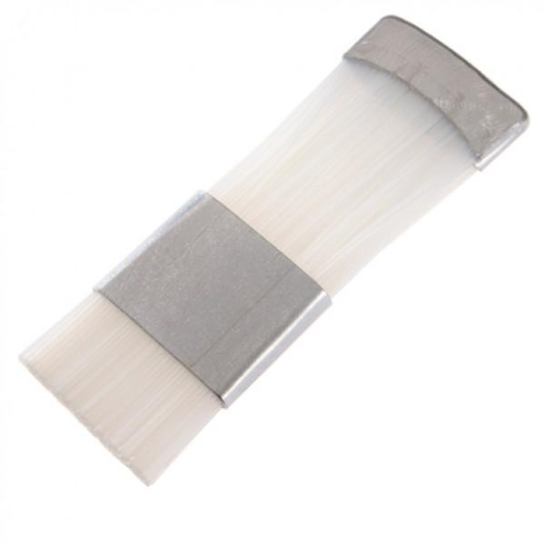 Spazzola nylon pulizia frese unghie