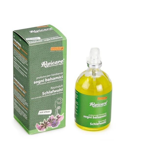 Profumo ambienti spray Alpicare Sogni Balsamici 100 ml