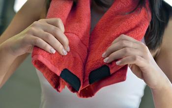 Asciugamano da palestra Magnatic