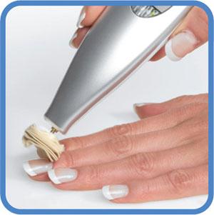 Fresa lucidante per unghie